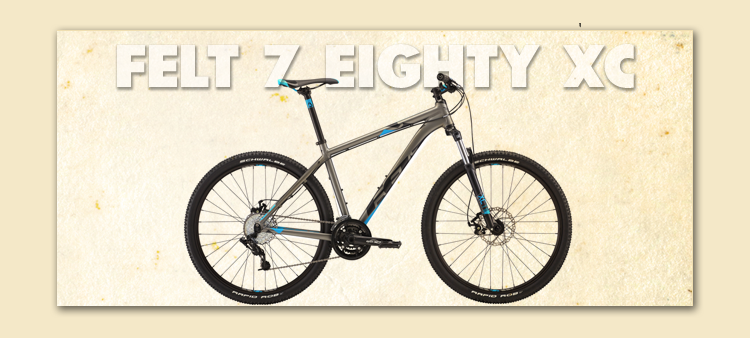 Felt 7 Eighty XC bike rental ft myers fl